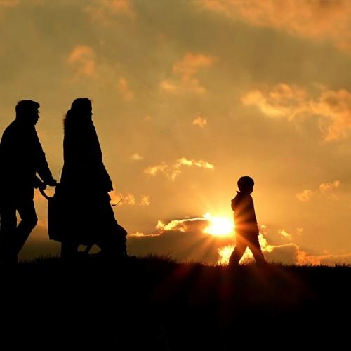Las familias sanan solas