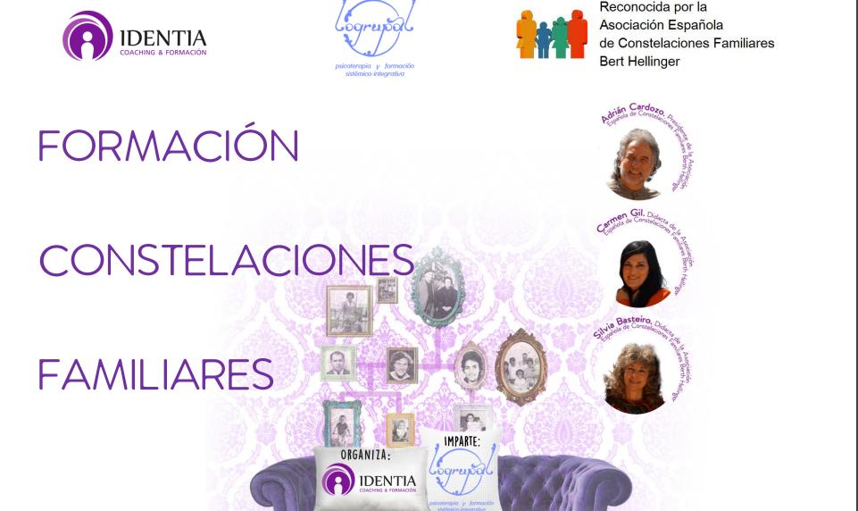 Módulo 6 del Nivel 2 de la Formación en Constelaciones Familiares (Santiago de Compostela, del 15 al 17 de marzo)