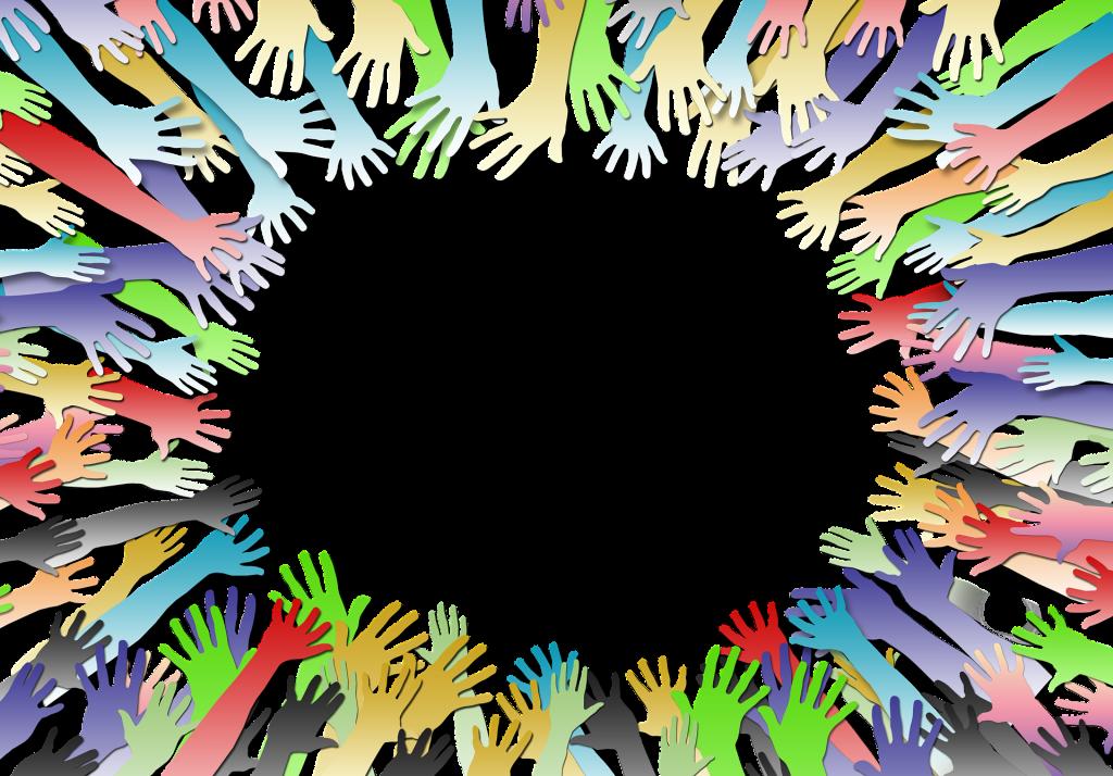 manos que ayudan